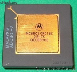 Motorola MC68020RC16E