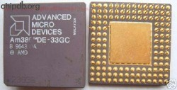 AMD Am386 DE-33GC