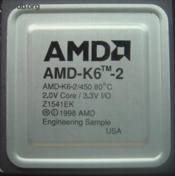 AMD AMD-K6-2/450 Engineering Sample
