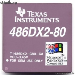 Texas Instruments TI486DX2-G80-GA