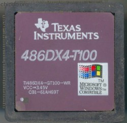 Texas Instruments TI486DX4-GT100-WR