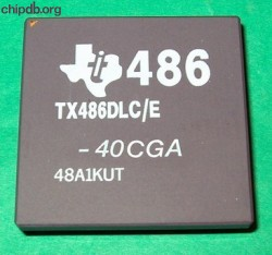 Texas Instruments 486DLCE-40CGA