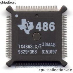 Texas Instruments TX486SLC/E-33MAB