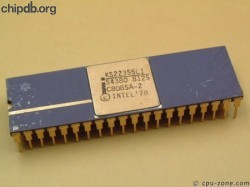 Intel C8085A-2 groundstrap