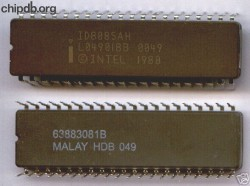Intel ID8085AH INTEL 1980
