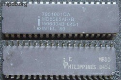 Intel MD8085AH/B milspec