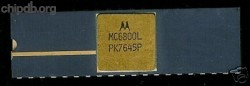 Motorola MC6800L old logo