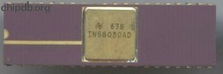 National Semiconductor INS8080AD
