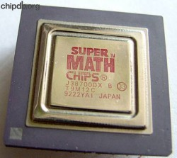 Chips & Technologies 38700DX-33