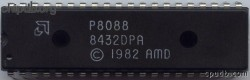 AMD P8088-1 small logo