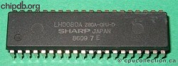 Sharp LH0080A Z80A-CPU-D