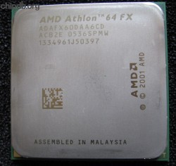 AMD Athlon 64 FX-60 ADAFX60DAA6CD ACB2E