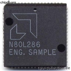 AMD N80L286 ENG. SAMPLE