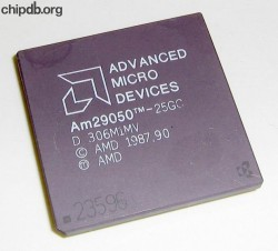 AMD AM29050-25GC