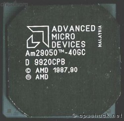AMD Am29050-40GC