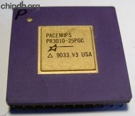 Performance Semiconductor PACEMIPS PR3010-25PGC