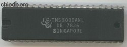 Texas Instruments TMS8080ANL SINGAPORE
